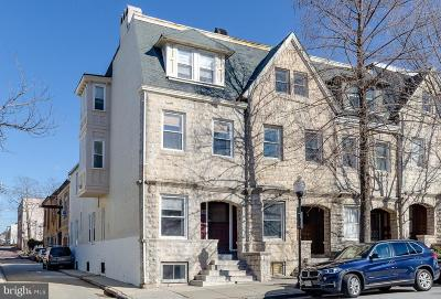 Baltimore Townhouse For Sale: 12 E Lafayette Avenue