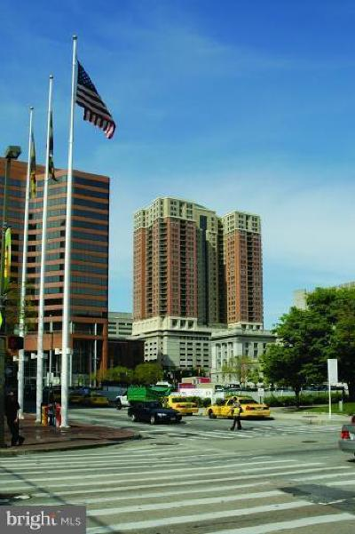 Baltimore Condo For Sale: 414 Water Street #1613
