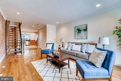 Canton Townhouse For Sale: 3113 Fleet Street
