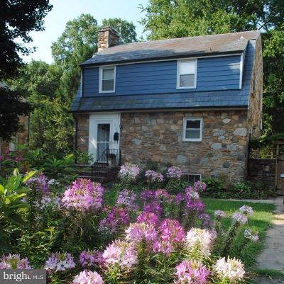 Single Family Home For Sale: 6102 Greenspring Avenue