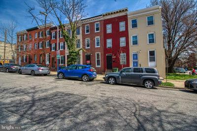Baltimore Townhouse For Sale: 125 Parkin Street
