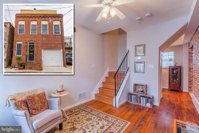 Federal Hill Single Family Home For Sale: 1115 Durst Street