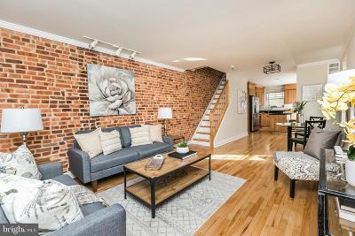 Canton Townhouse For Sale: 609 S East Avenue