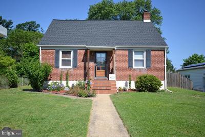 Hamden, Hamilton, Hamilton Area, Hamilton-Lauraville, Hamilton/Parkville, Hamilton/Rosemont East, Hamiltowne Single Family Home For Sale: 6206 Burgess Avenue