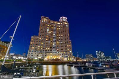 Baltimore Condo For Sale: 100 Harborview Drive #PH1D