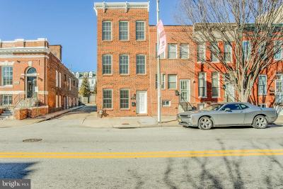 Baltimore Townhouse For Sale: 888 Washington Boulevard