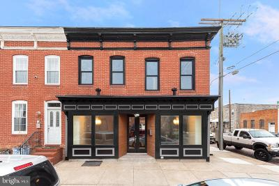 Baltimore City Townhouse For Sale: 1400 Andre Street