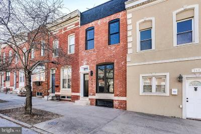 Baltimore MD Townhouse For Sale: $299,900