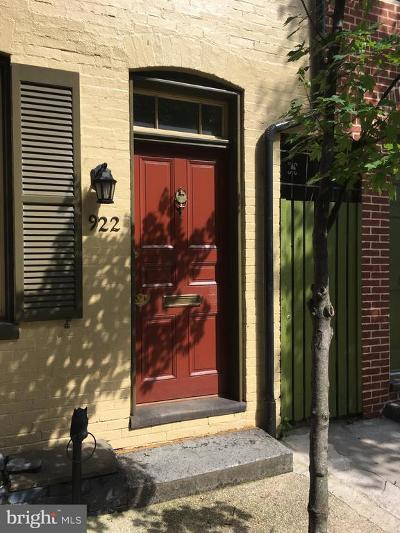Mount Vernon Rental For Rent: 922 Tyson Street