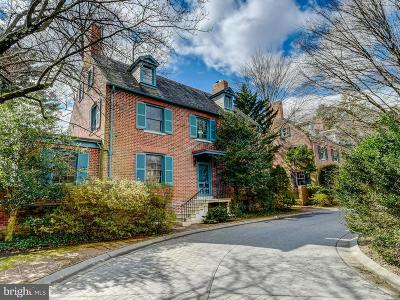 Baltimore City Single Family Home For Sale: 1 Merryman Court