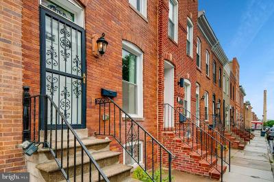 Canton Townhouse For Sale: 607 Glover Street S