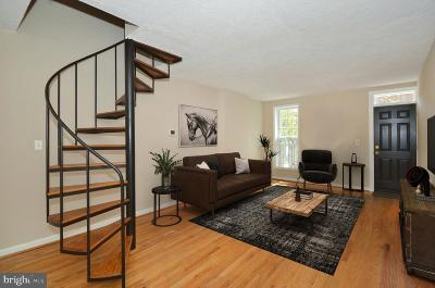 Baltimore City Townhouse For Sale: 24 Poultney Street