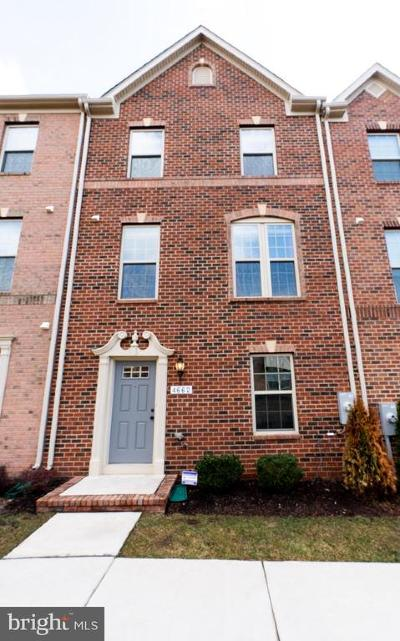 Baltimore Townhouse For Sale: 4662 Hudson Street