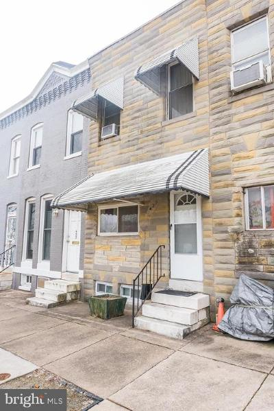 Remington Townhouse For Sale: 435 W 24th Street