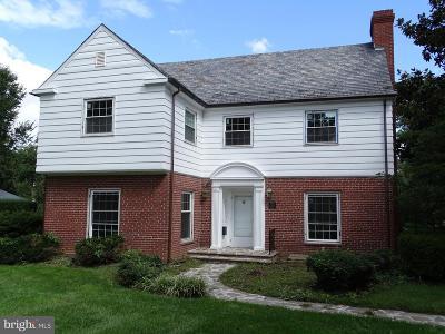 Baltimore City Rental For Rent: 5109 N Charles Street