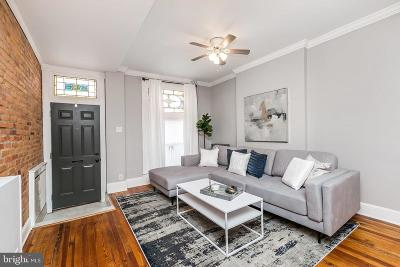 Canton Townhouse For Sale: 716 S Potomac Street
