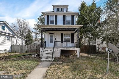 Baltimore Single Family Home For Sale: 5403 Grindon Avenue
