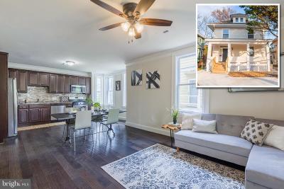 Baltimore City Single Family Home For Sale: 4903 Crowson Avenue