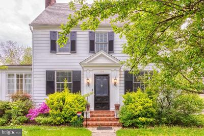 Guilford, Guilford/Jhu Single Family Home For Sale: 305 Northway