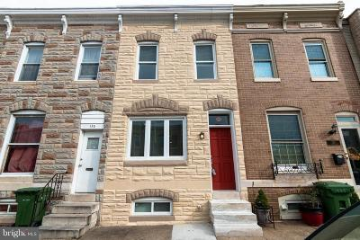 Canton Townhouse For Sale: 137 S Eaton Street