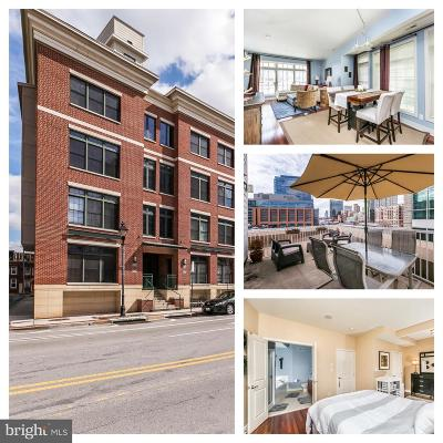 Baltimore City Condo For Sale: 903 S Caroline Street #2