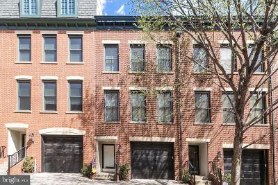 Baltimore City Townhouse For Sale: 19 S Regester Street