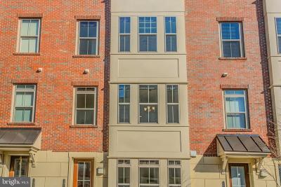 Baltimore City Townhouse For Sale: 1315 Benjamin Street