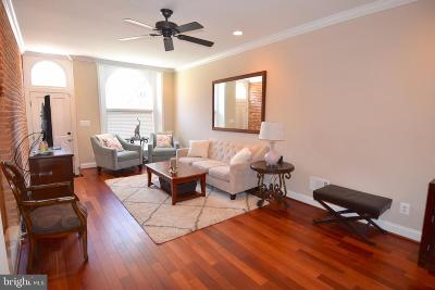Baltimore Townhouse For Sale: 1308 S Charles Street