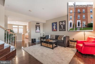 Greek Town, Greek Town Canton East, Greektown Townhouse For Sale: 908 Oldham Street