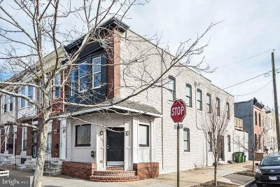 Baltimore City Townhouse For Sale: 101 N East Avenue