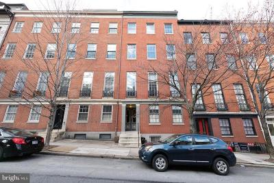 Mount Vernon Condo For Sale: 512 Cathedral Street #5