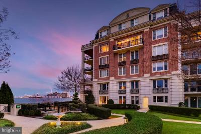 Baltimore Condo For Sale: 801 Key Highway #T-54