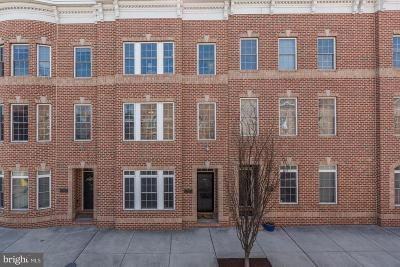 Baltimore City Townhouse For Sale: 1303 Lowman St