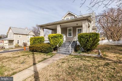 Hamden, Hamilton, Hamilton Area, Hamilton-Lauraville, Hamilton/Parkville, Hamilton/Rosemont East, Hamiltowne Single Family Home For Sale: 2200 Hamilton Avenue