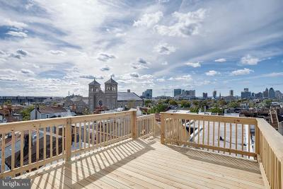Fells Point Townhouse For Sale: 309 S Duncan Street