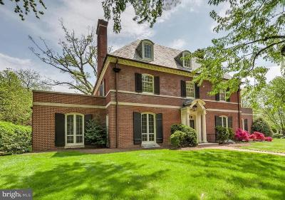 Guilford, Guilford/Jhu Single Family Home For Sale: 4001 N Charles Street