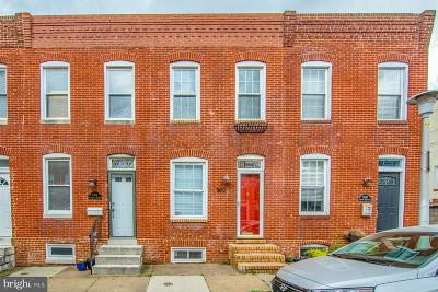 Townhouse For Sale: 1102 S Robinson Street