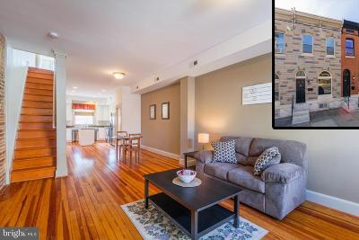 Brewers Hill Townhouse For Sale: 3509 Foster Avenue
