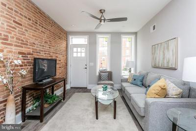 Baltimore City Townhouse For Sale: 1712 S Hanover Street