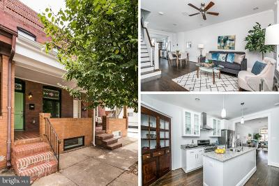 Brewers Hill Townhouse For Sale: 717 S Dean Street