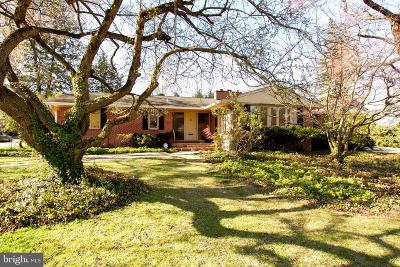 Baltimore Single Family Home For Sale: 5818 Meadowood Road
