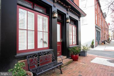 Fells Point Townhouse For Sale: 1919 Bank Street