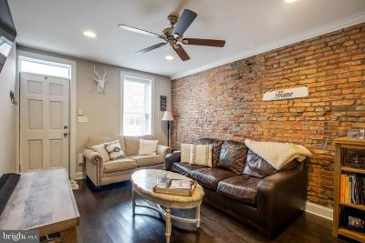 Federal Hill Townhouse For Sale: 127 W Randall Street