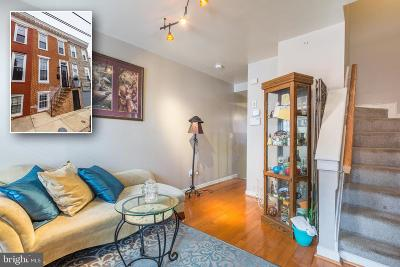 Pigtown Townhouse For Sale: 640 Wyeth Street