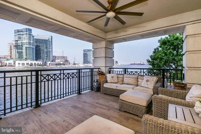 Baltimore Condo For Sale: 801 Key Highway #232