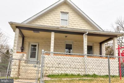 Baltimore Single Family Home Active Under Contract: 4007 Orchard Avenue