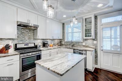 Baltimore City Townhouse For Sale: 805 S Eaton Street