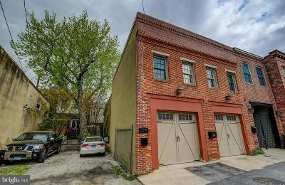 Butchers Hill Townhouse For Sale: 2210 Boyer Street