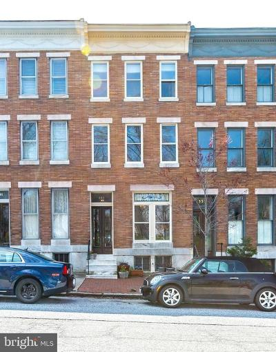 Federal Hill Townhouse For Sale: 339 Warren Avenue