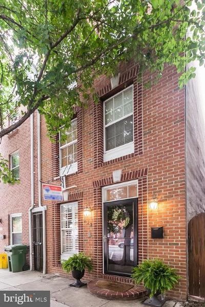 Canton Townhouse For Sale: 913 S Kenwood Avenue